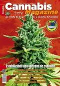 Portada Cannabis Magazine 122