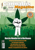 Portada Cannabis Magazine 123
