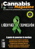 Portada Cannabis Magazine 129