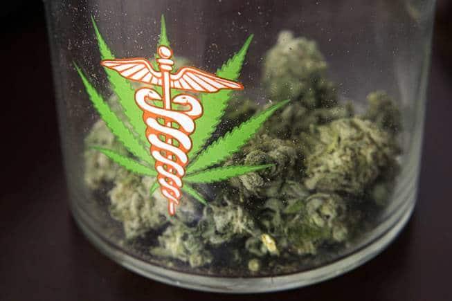 Bote de marihuana
