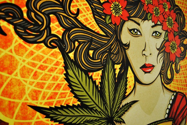 El cannabis en la tradición japonesa