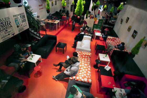 Club de cannabis en Barcelona