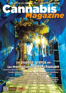 Portada Cannabis Magazine 197
