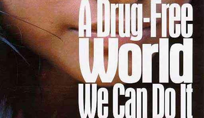 2008 - Un mundo sin drogas