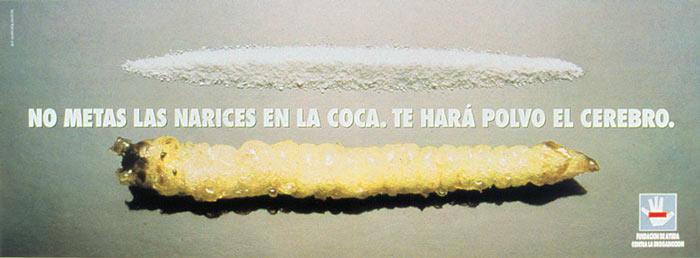 1992 - Ten cerebro pasa de la coca