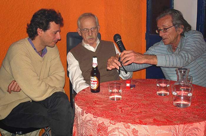 JC Bouso, Escohotado y Torrente Malvido