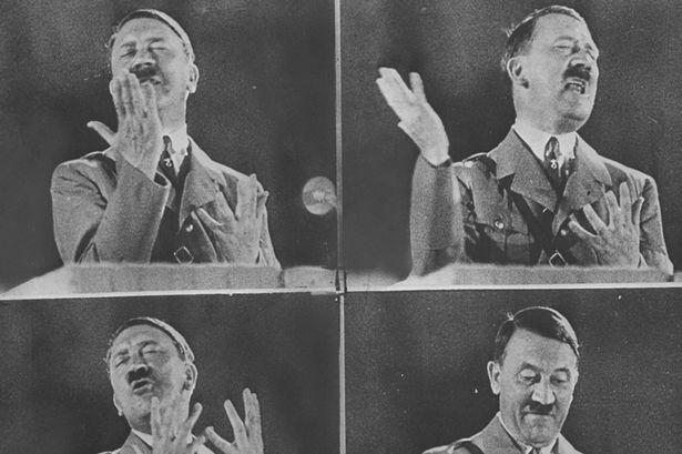Hitler drogado