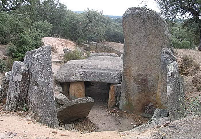 Dolmen de Lacara