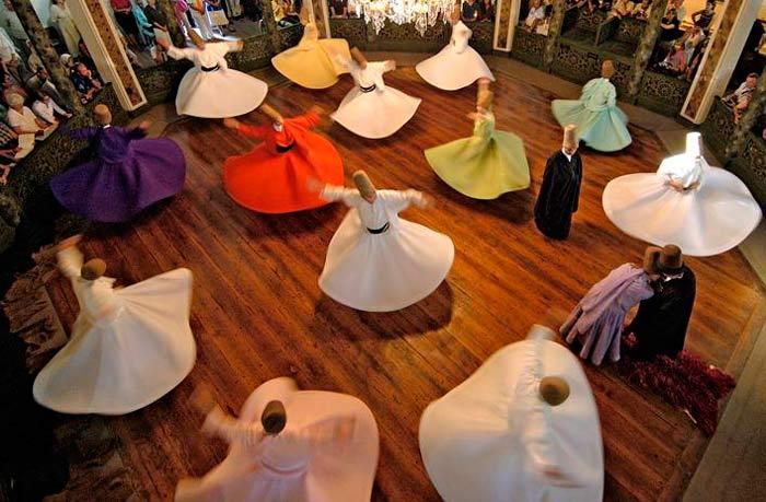 Baile sufí