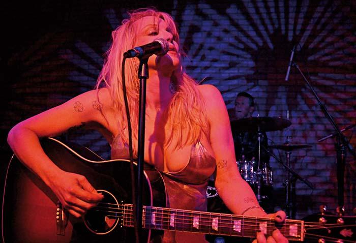 Courtney Love - Sept 2013 - NYC