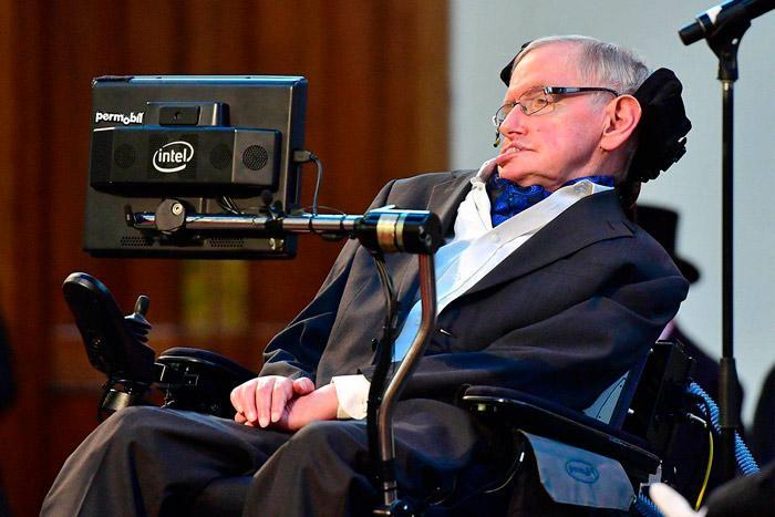 Stephen Hawking, el más famoso enfermo de ELA