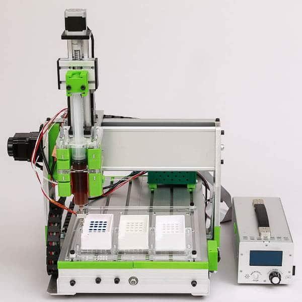 MannaBot, la primera impresora 3D de cannabis - impresoras 3D