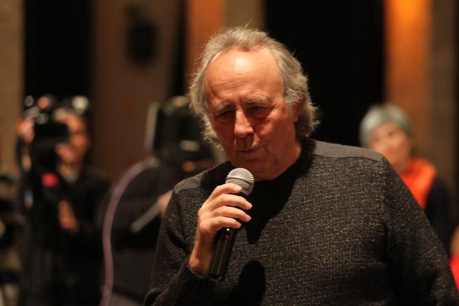 Manuel Serrat en una foto de archivo.