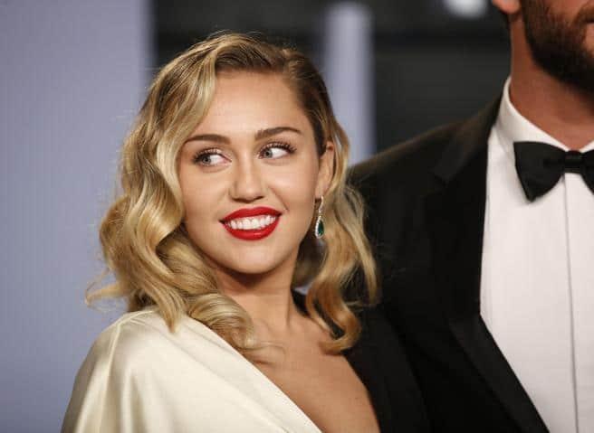 La cantante Miley Cyrus en una foto reciente.
