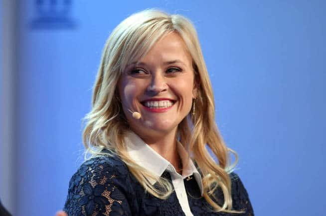 Reese Witherspoon, en una foto reciente. (Reuters)
