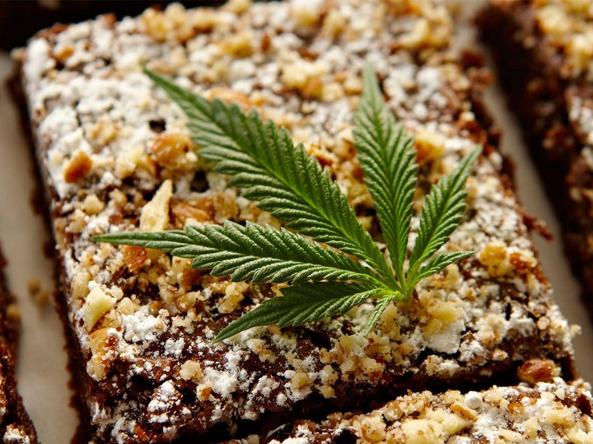 El cannabis comestible se convierte en la tendencia del año