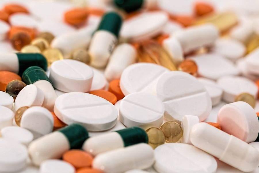 Pastillas y opioides