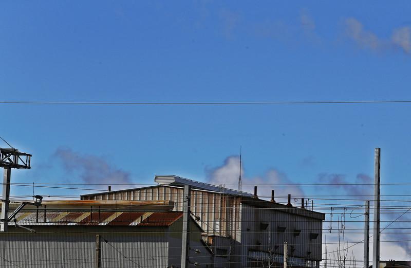 Instalaciones de ADL en la antigua fábrica de Antibióticos de León.