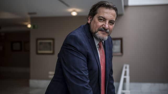 Jordi Pérez, médico, investigador y profesor en la Universidad McGill de Montreal. Cannabis.