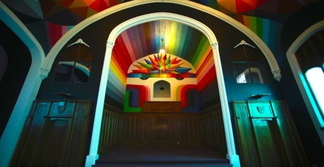 Iglesia Internacional del Cánnabis, ubicada en Denver, Colorado. / Iglesia Internacional del Cánnabis