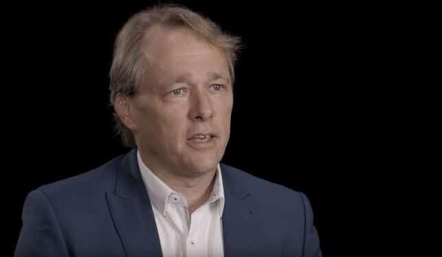 Bruce Linton, co-director ejecutivo de Canopy Growth.