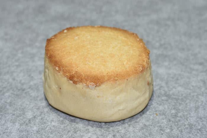 Pastel procedente de Estados Unidos con 125 mg de THC