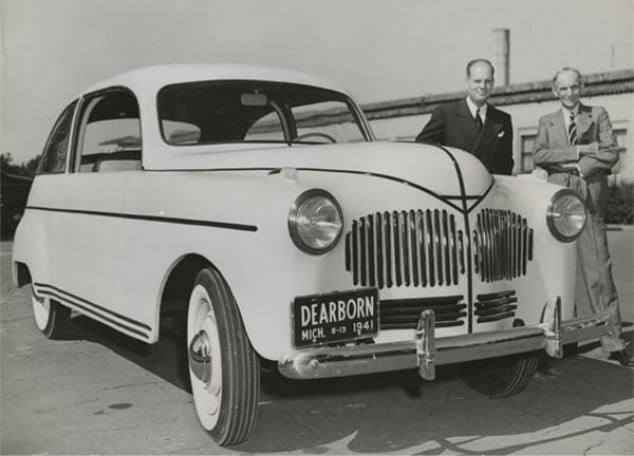Ford Hemp Car: el coche de cannabis de 1941 - SoyMotor.com