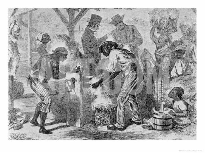 Esclavos negros