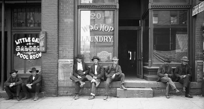 Salt Lake City en 1910