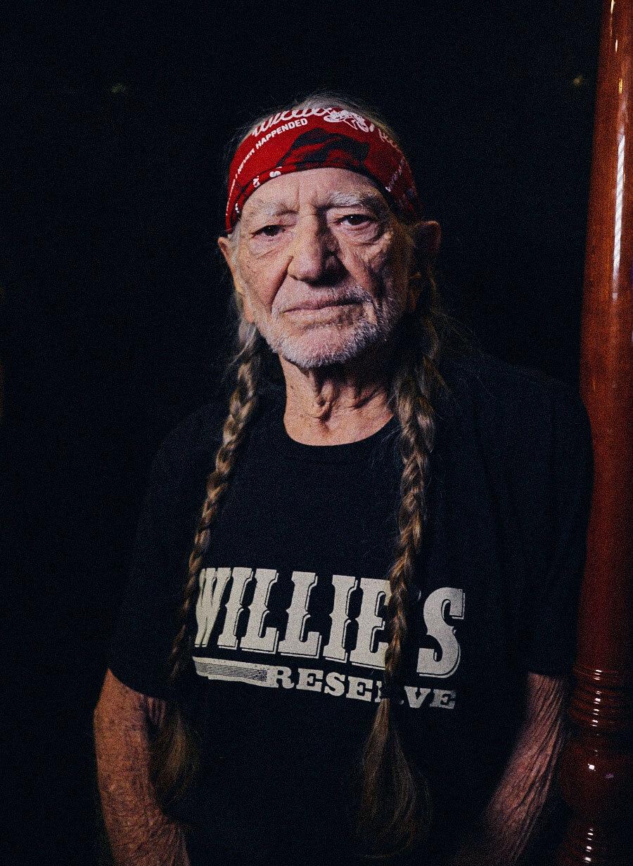foto de Willie Nelson