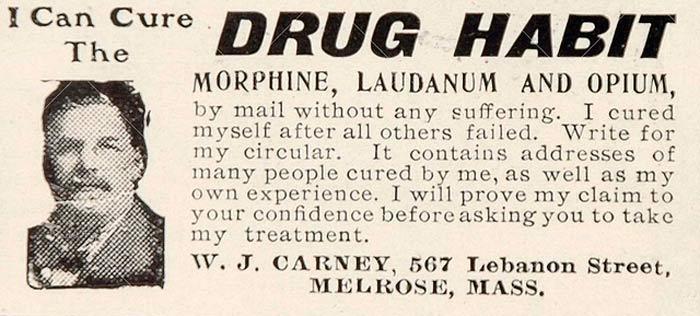 Cura de morfina