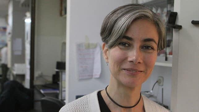 Cristina Sánchez, investigadora del Departamento de Bioquímica y Biología Molecular, Universidad Complutense de Madrid.