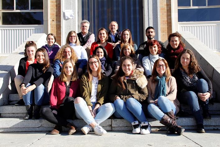 Grupo de trabajo de la UCM que estudia las propiedades neuroprotectoras de los cannabinoides