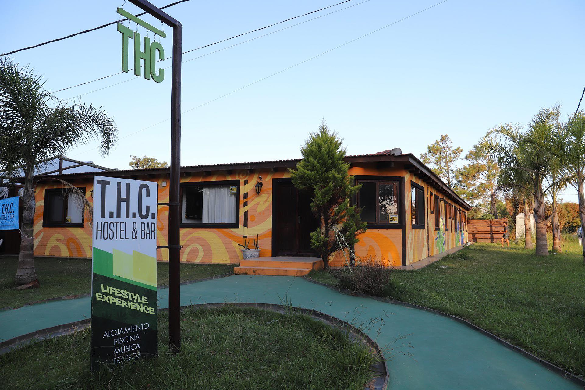 "THC Hostel & Bar es un hostal ""marihuana friendly""."