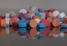 pastillas de éxtasis