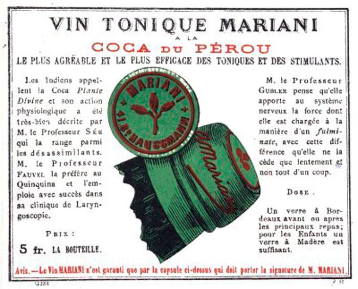 vino mariani