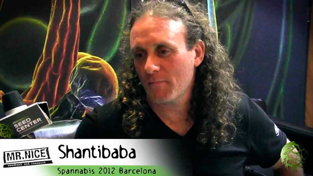 Shantibaba en Spannabis