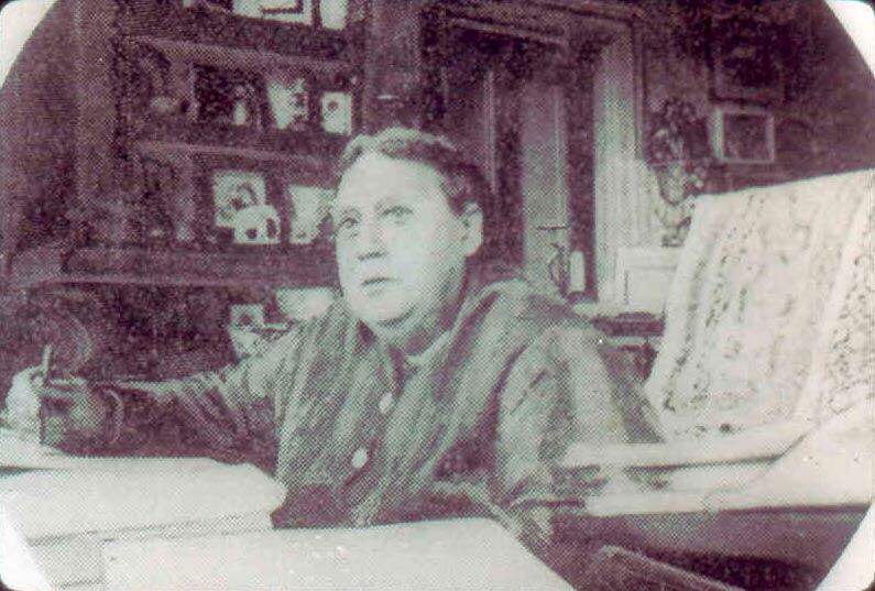 Hanna Wolf, Blavatsky