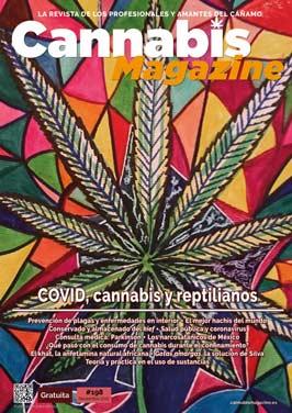 Portada Cannabis Magazine 198