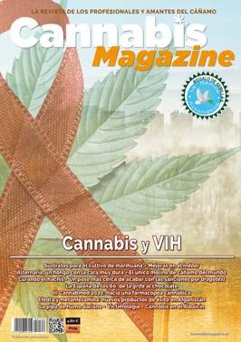 Portada Cannabis Magazine 199