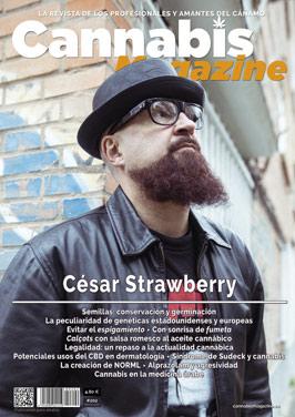 Portada Cannabis Magazine 202