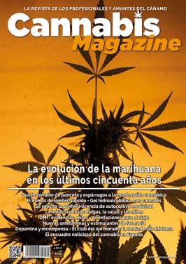 Portada Cannabis Magazine 205