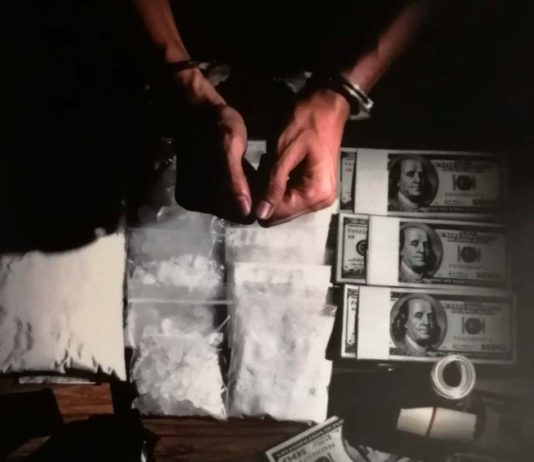 Carcel y drogas