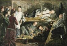 Fumadero de opio