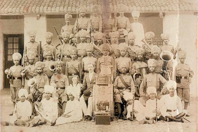 Infantería Bengalí