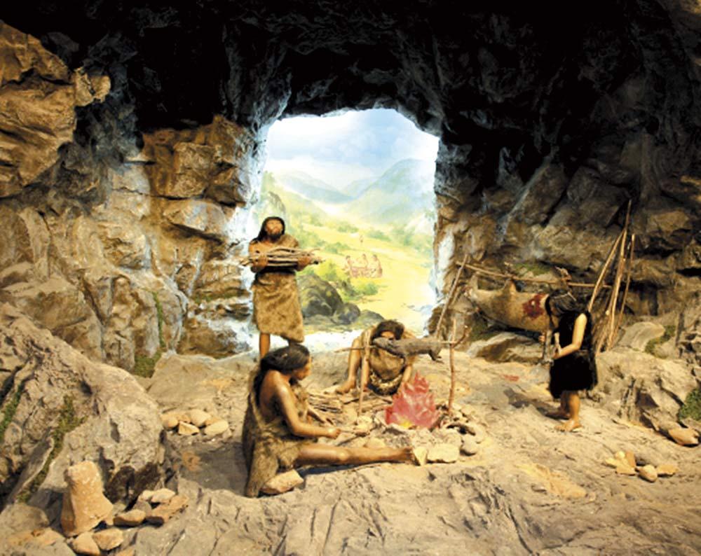 familia paleolitika
