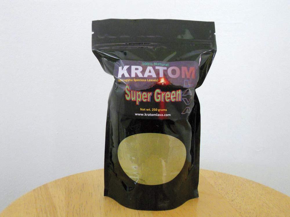 kratom supergreen